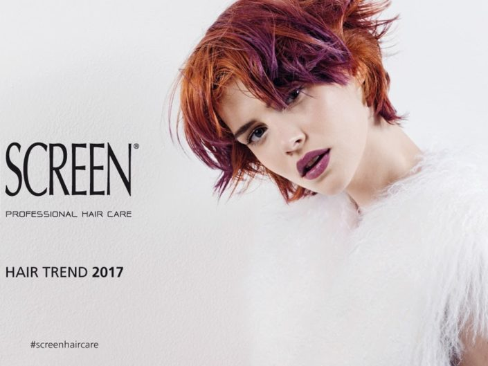 SCREEN // HAIR TREND 2017