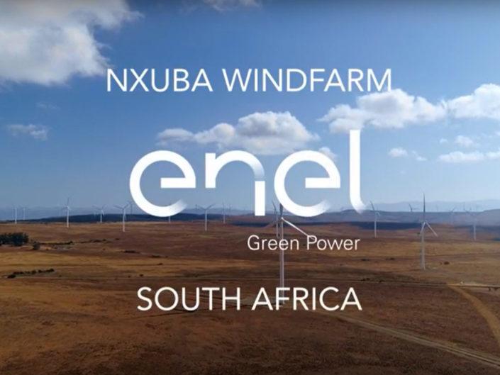 AME // ENEL GREEN POWER NXUBA WINDFARM